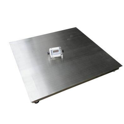 防腐蚀电子地磅是如何做好防腐的?