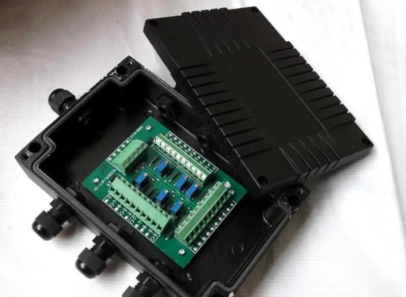 接线盒(信号分配器)